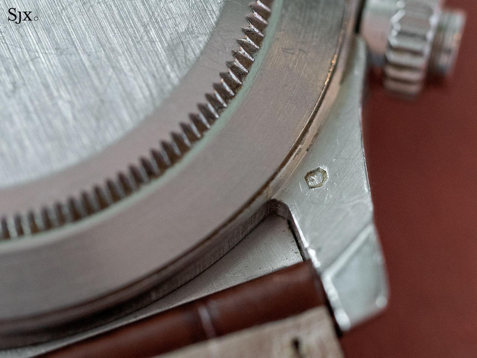 Rolex Daytona Zenith platinum Patrick Heiniger 6