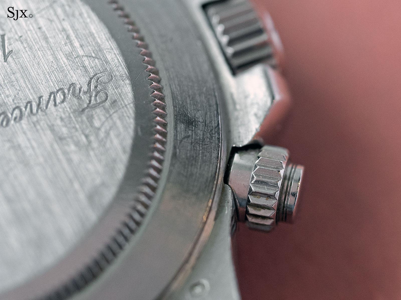 Rolex Daytona Zenith platinum Patrick Heiniger 7