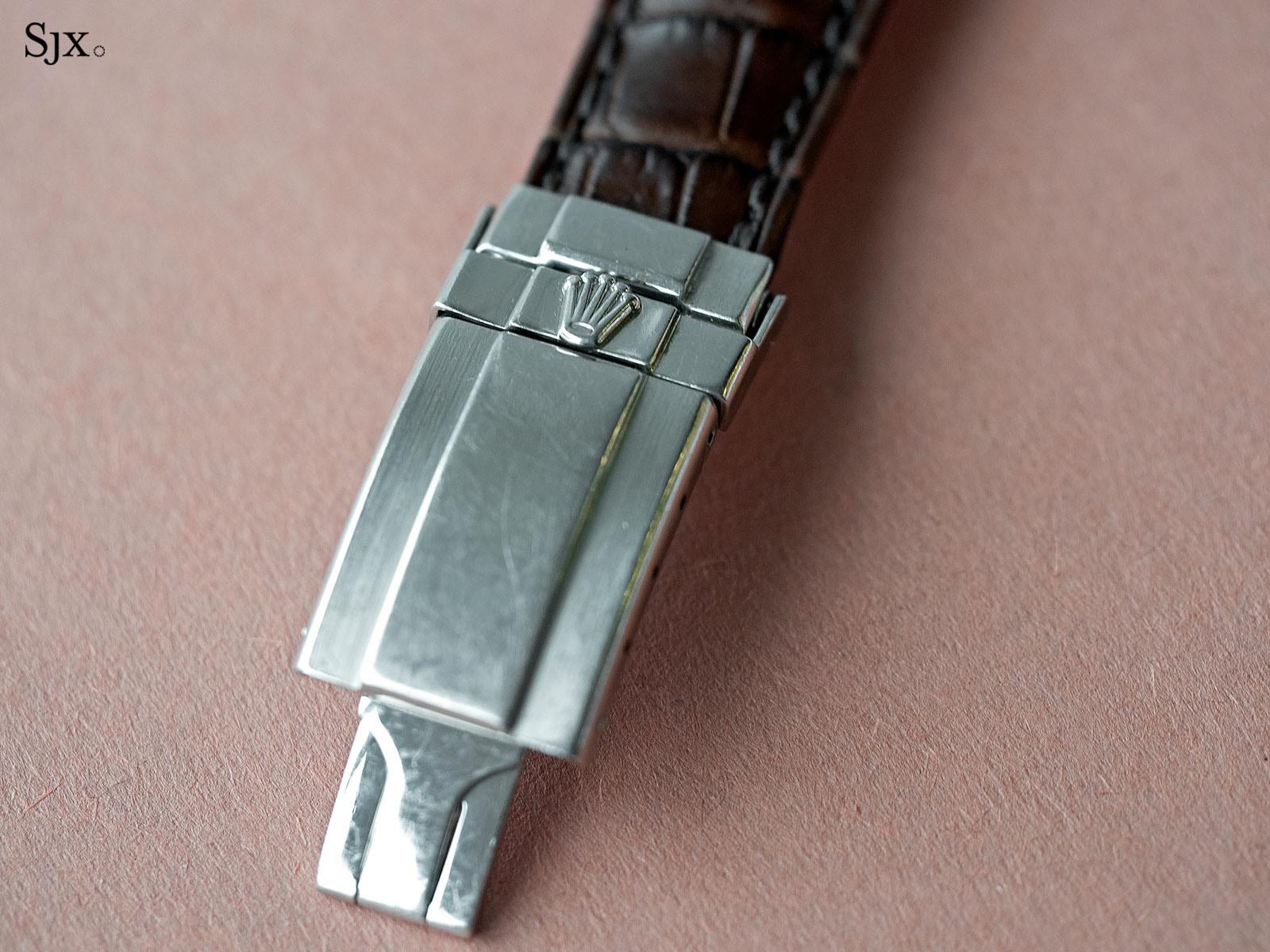 Rolex Daytona Zenith platinum Patrick Heiniger 8