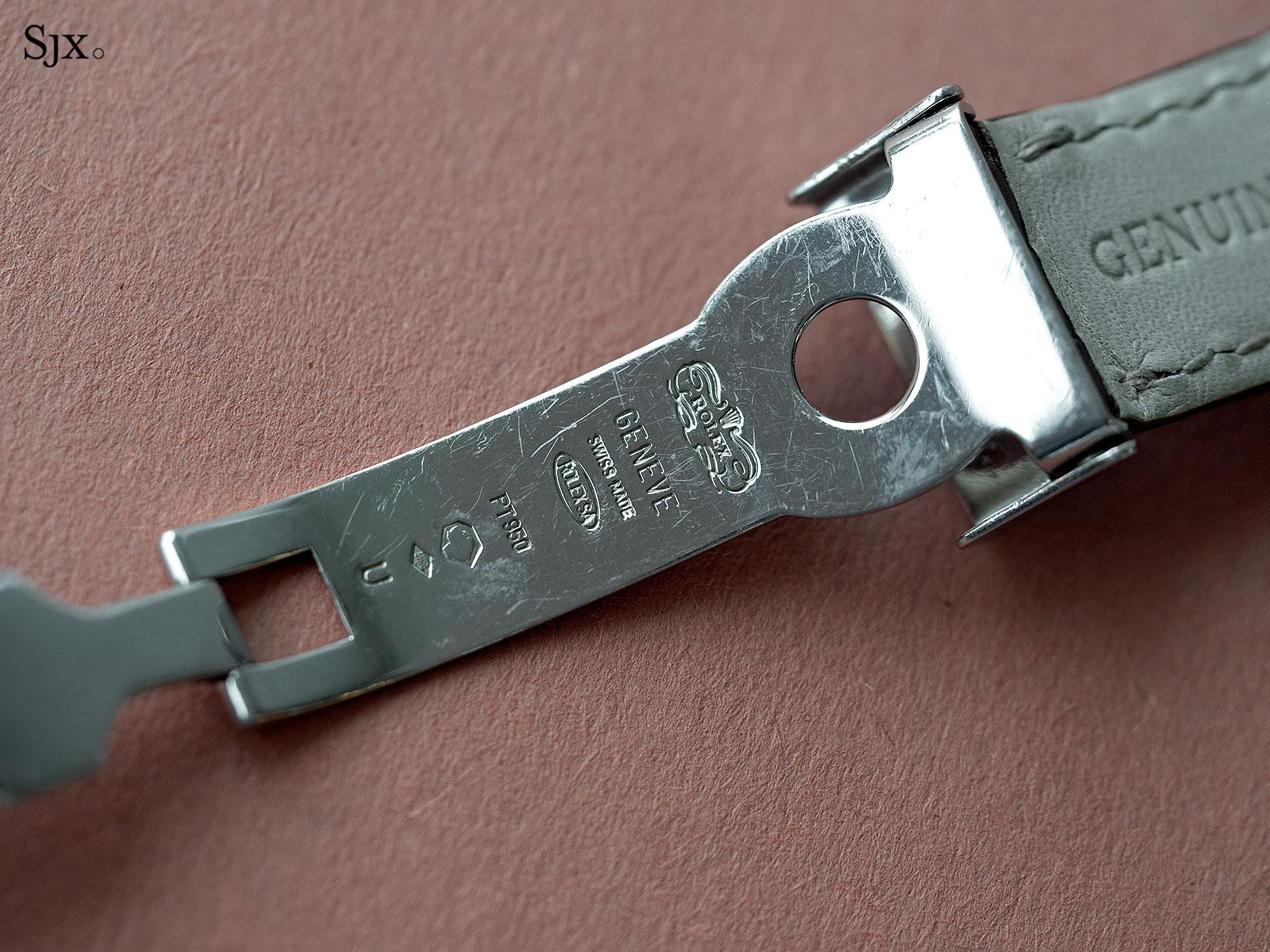 Rolex Daytona Zenith platinum Patrick Heiniger 9