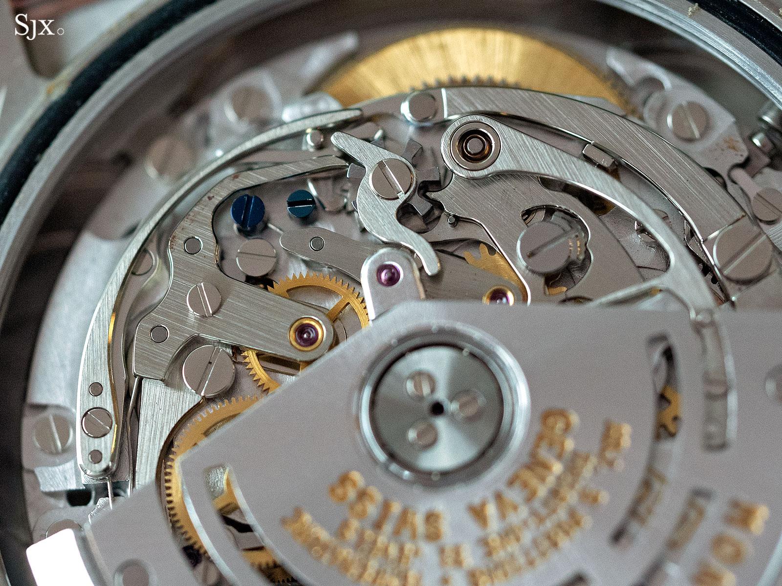 Rolex Daytona Zenith platinum unique piece 5