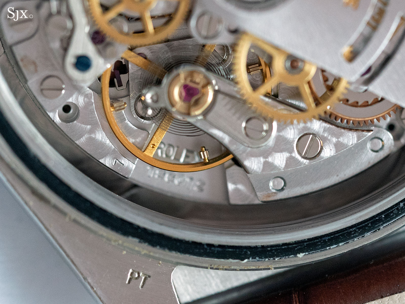 Rolex Daytona Zenith platinum unique piece 6