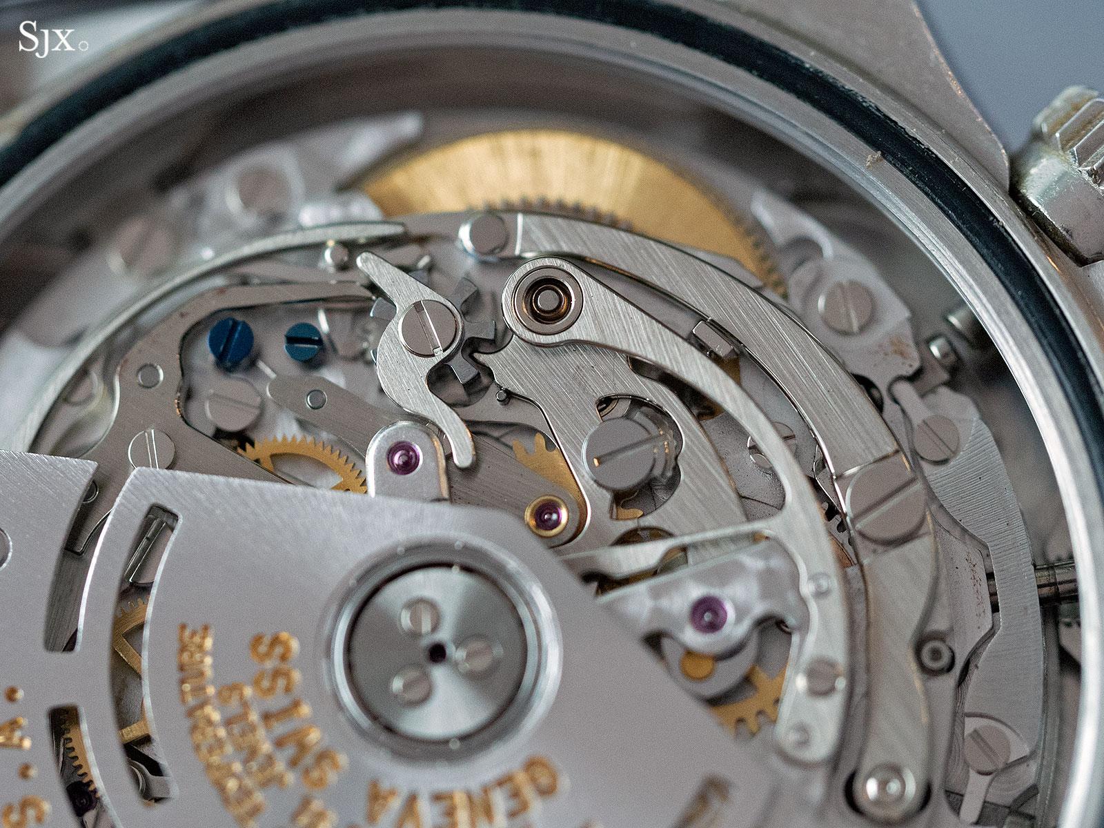 Rolex Daytona Zenith platinum unique piece 8