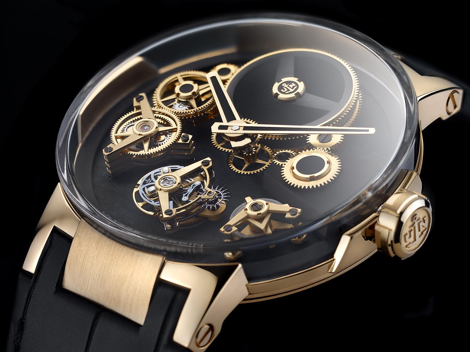 Ulysse Nardin Executive Tourbillon Free Wheel 4