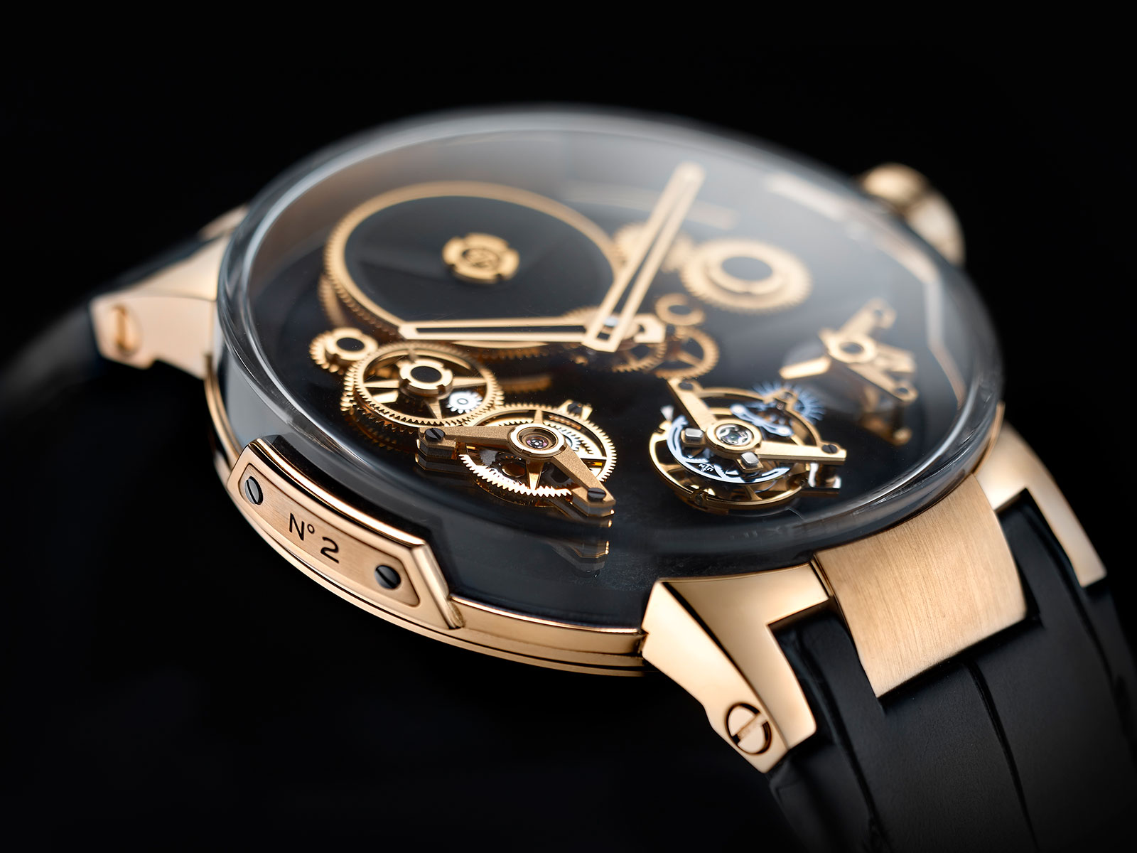 Ulysse-Nardin-Executive-Tourbillon-Free-Wheel watch 2