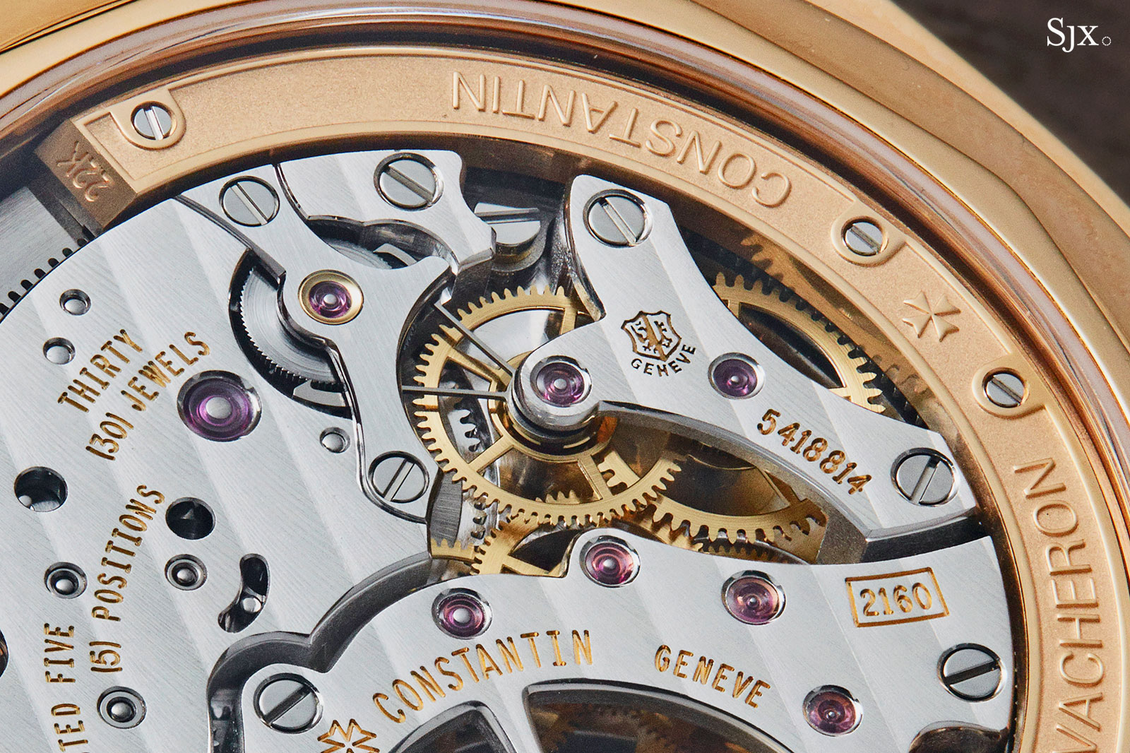Vacheron Constantin FiftySix Tourbillon 11