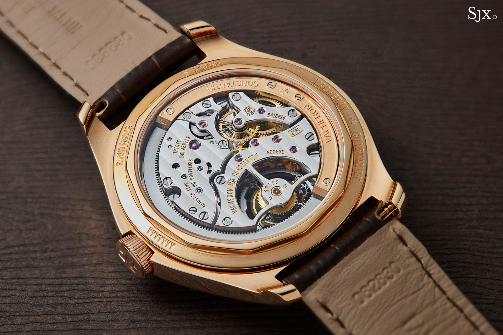 Vacheron Constantin FiftySix Tourbillon 12