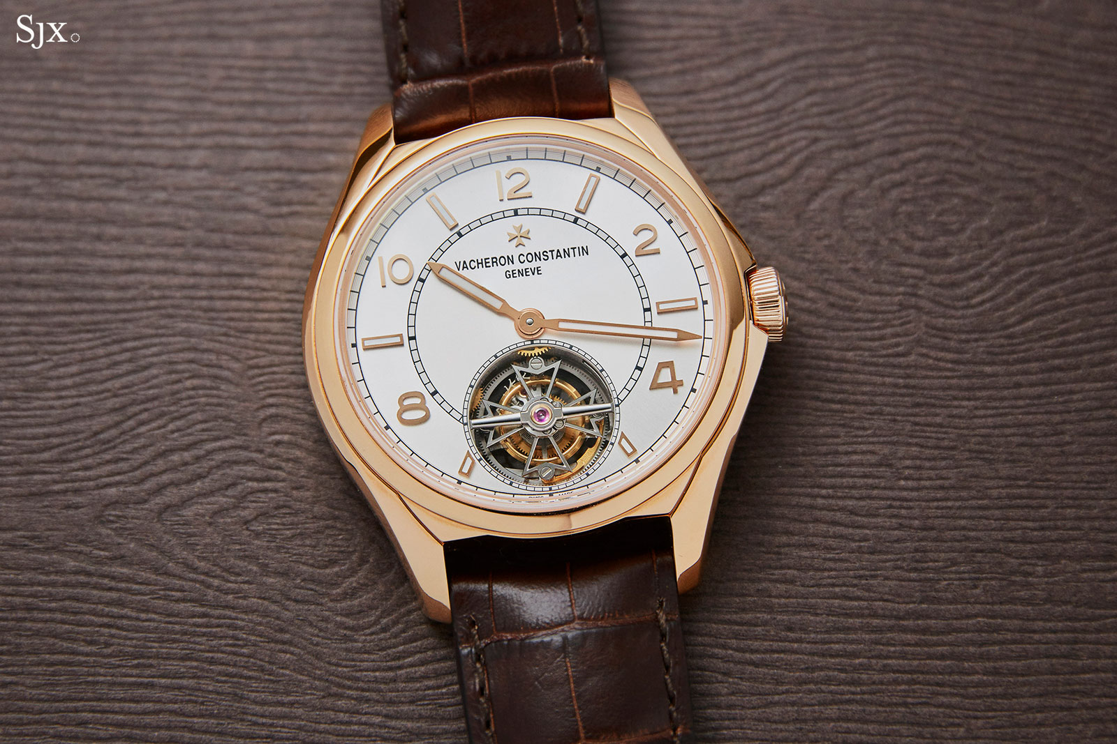 Vacheron Constantin FiftySix Tourbillon 2