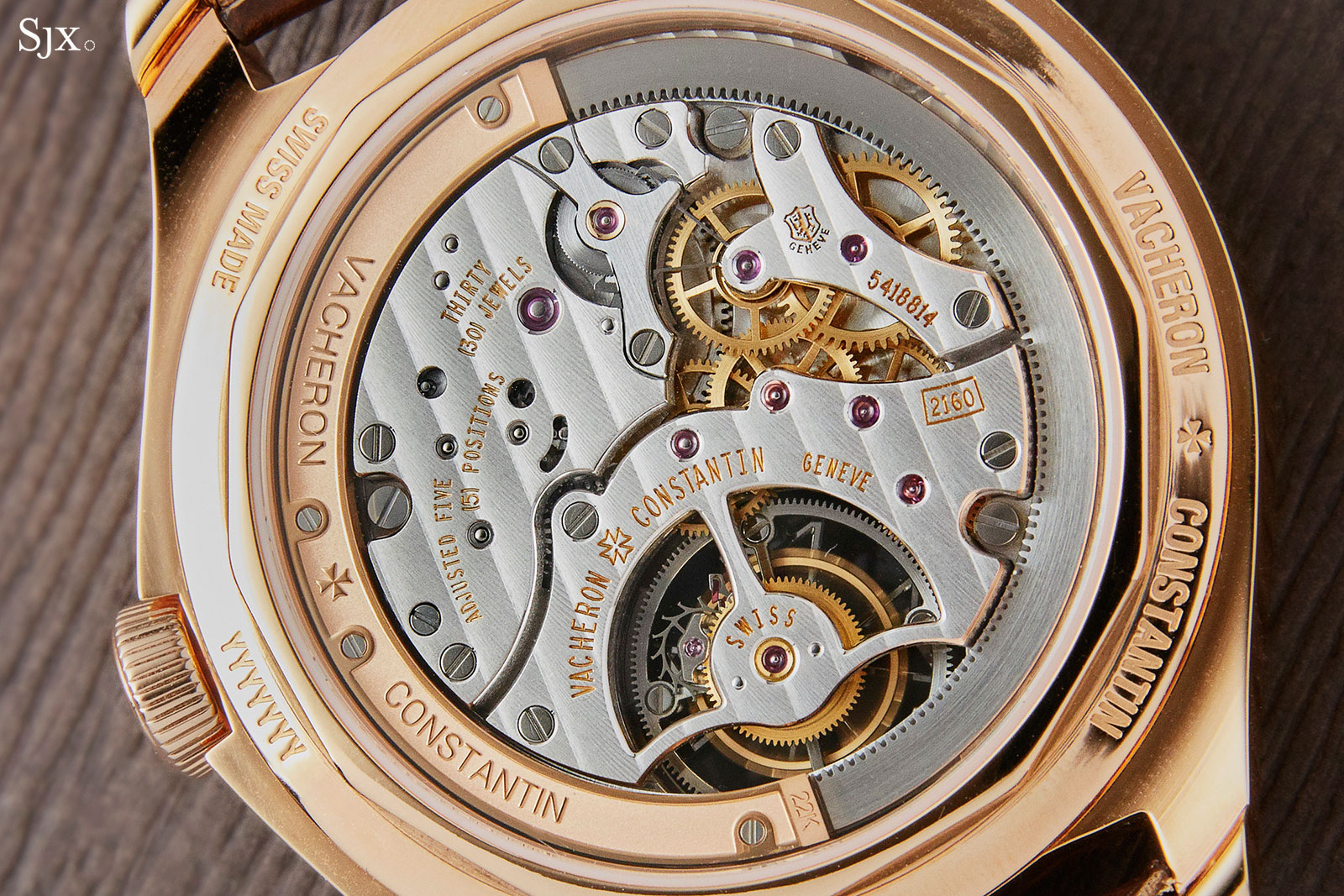 Vacheron Constantin FiftySix Tourbillon 3