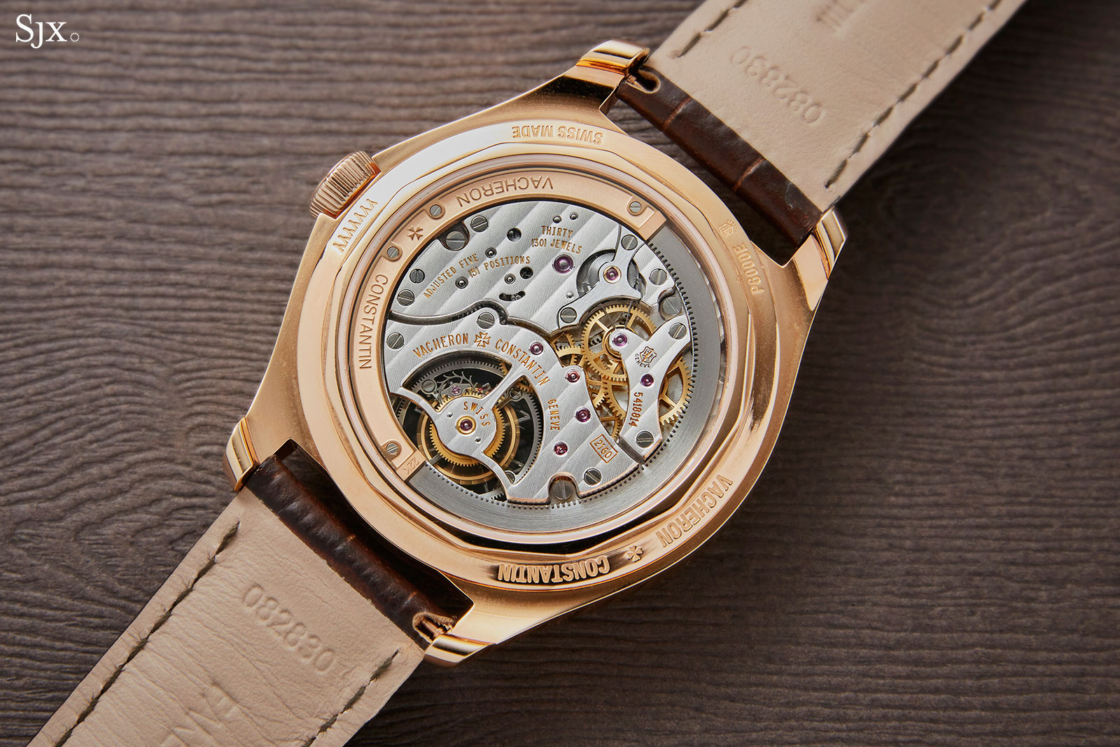 Vacheron Constantin FiftySix Tourbillon 4