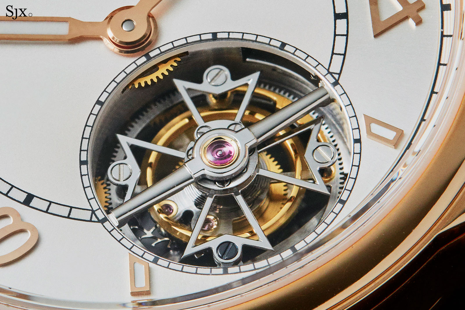 Vacheron Constantin FiftySix Tourbillon 7
