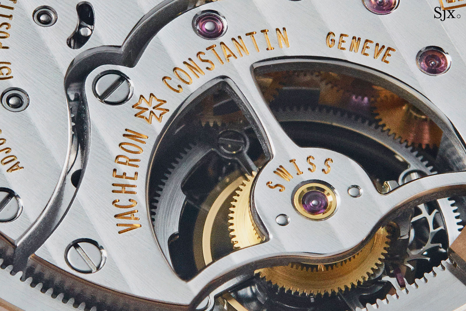 Vacheron Constantin FiftySix Tourbillon 9
