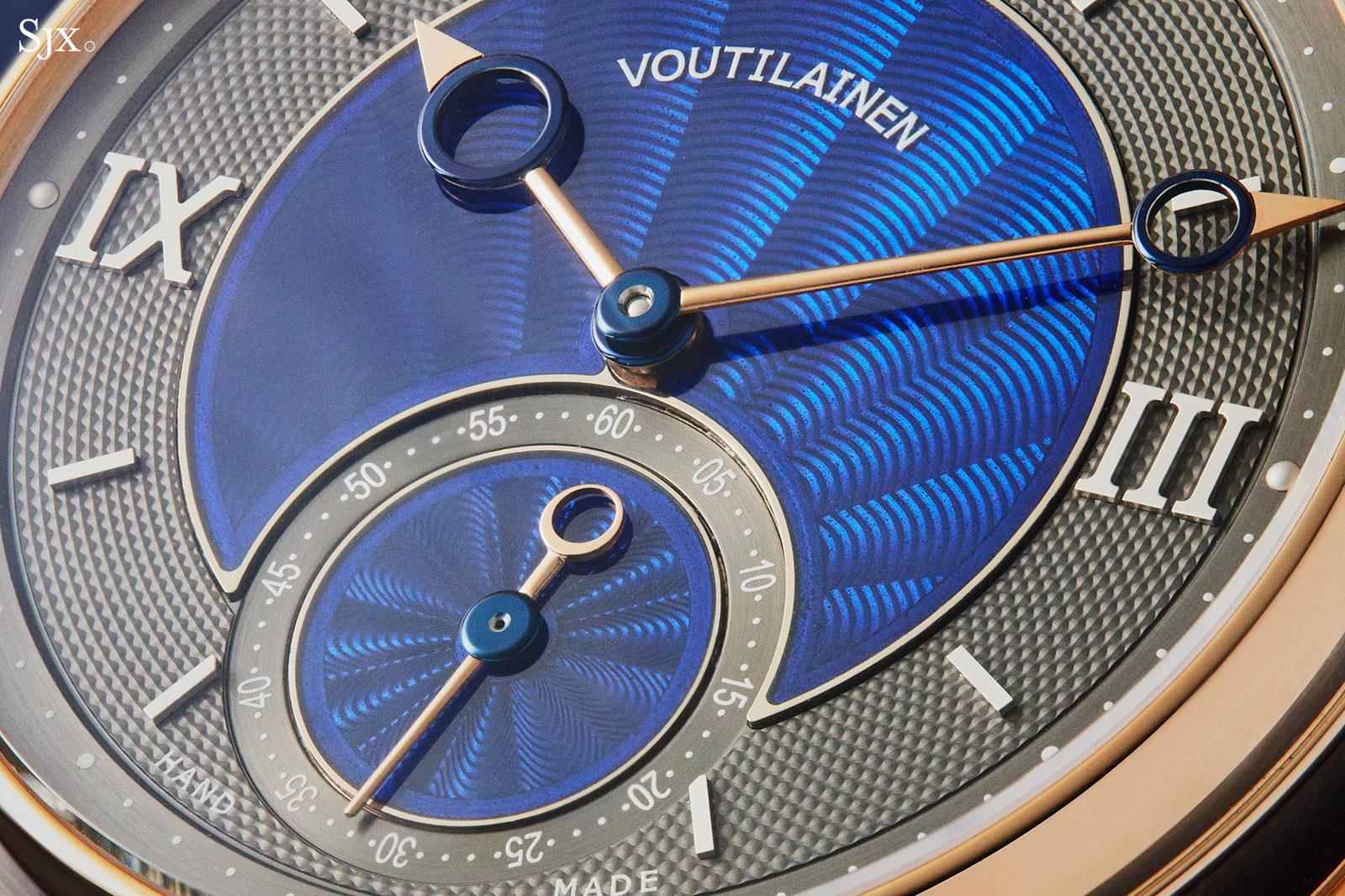 Voutilainen Vingt-8 blue enamel 5