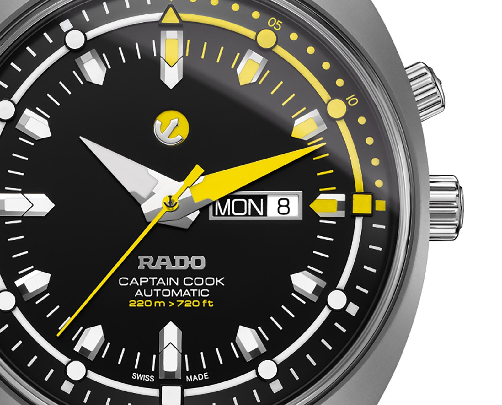the Rado Tradition Captain Cook MKIII Automatic 2