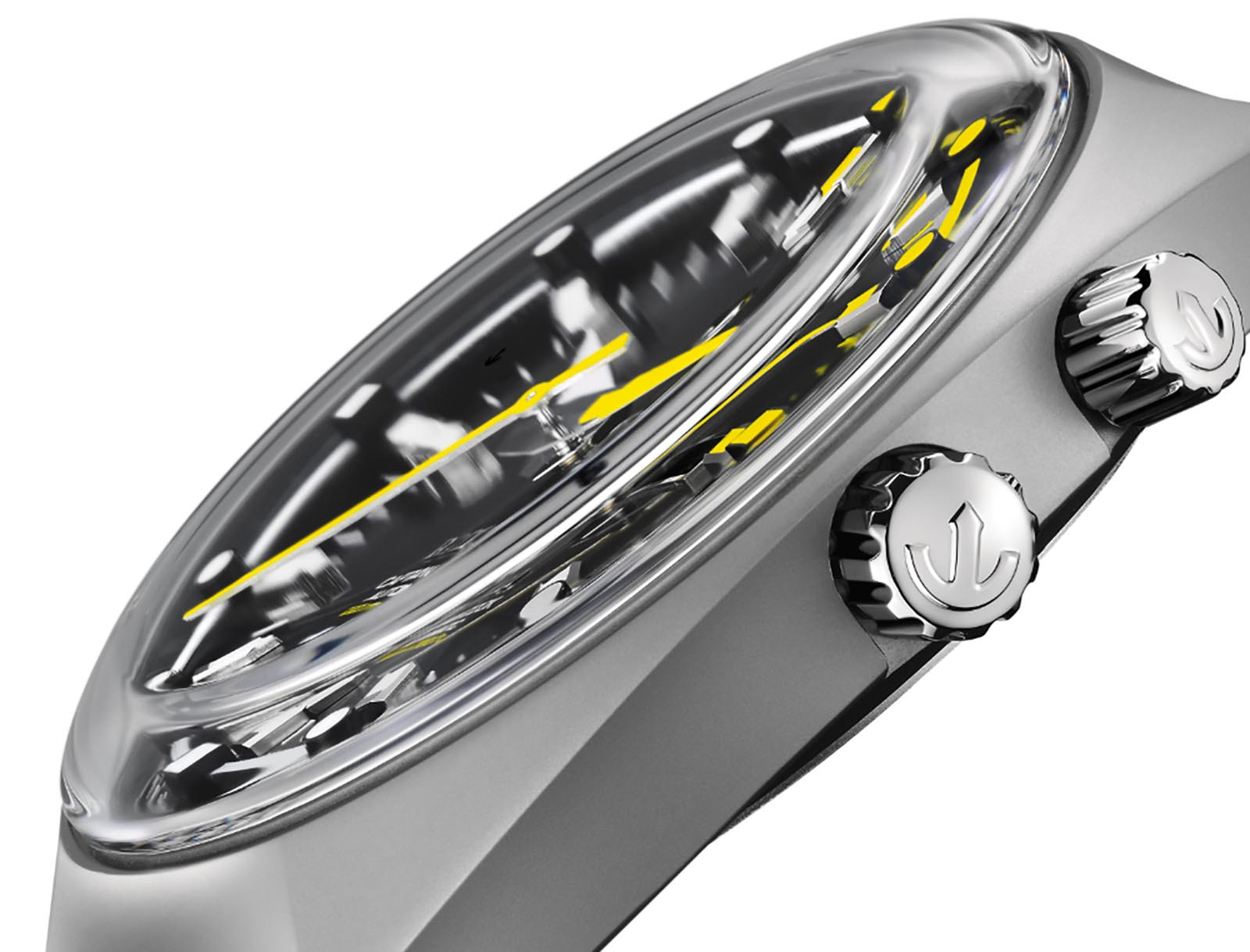 the Rado Tradition Captain Cook MKIII Automatic 3
