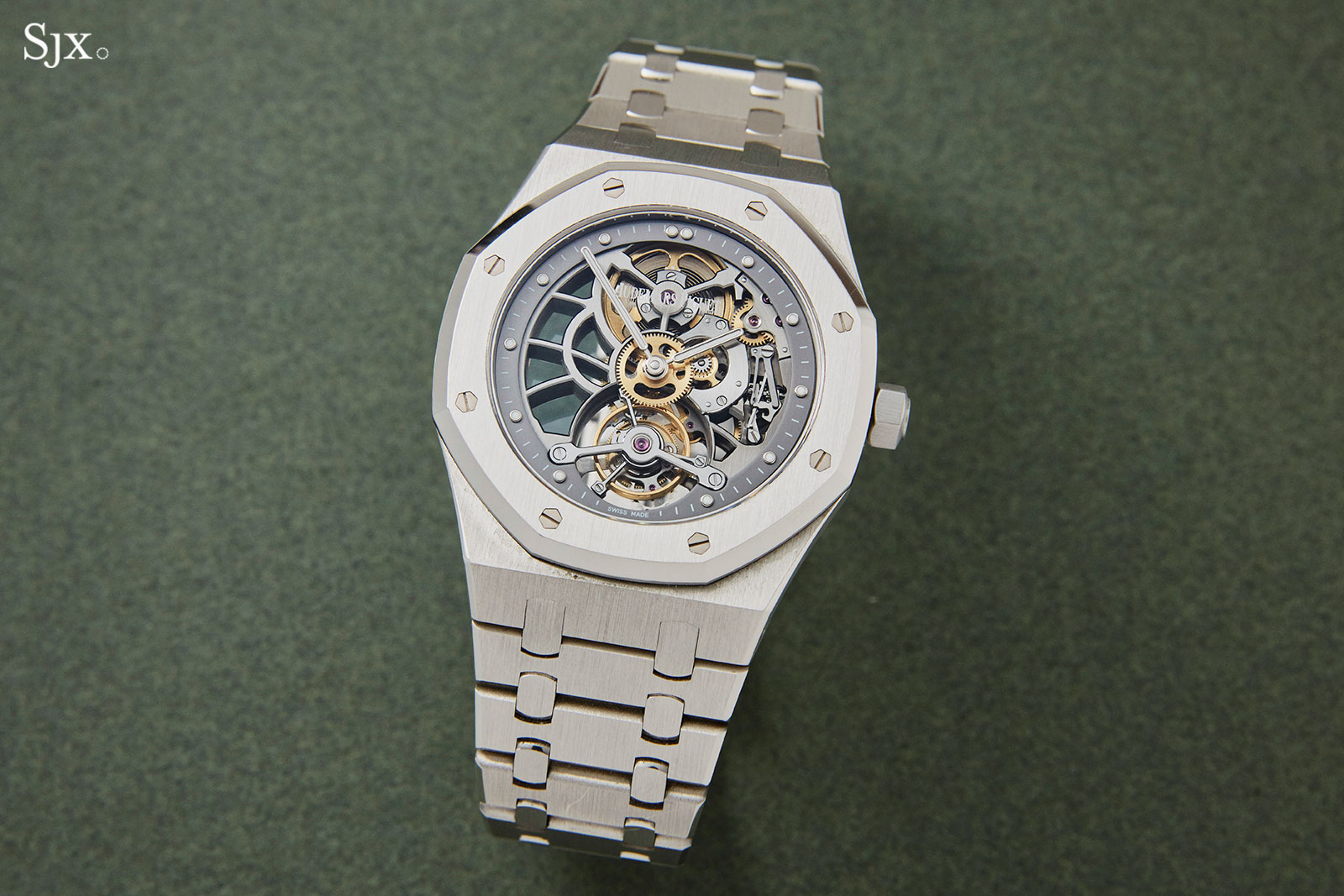 Audemars Piguet Royal Oak Tourbillon 40th Anniversary 2