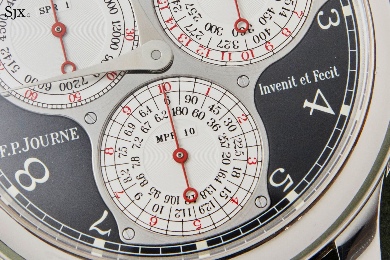 FP Journe Centigraphe Black Label 1