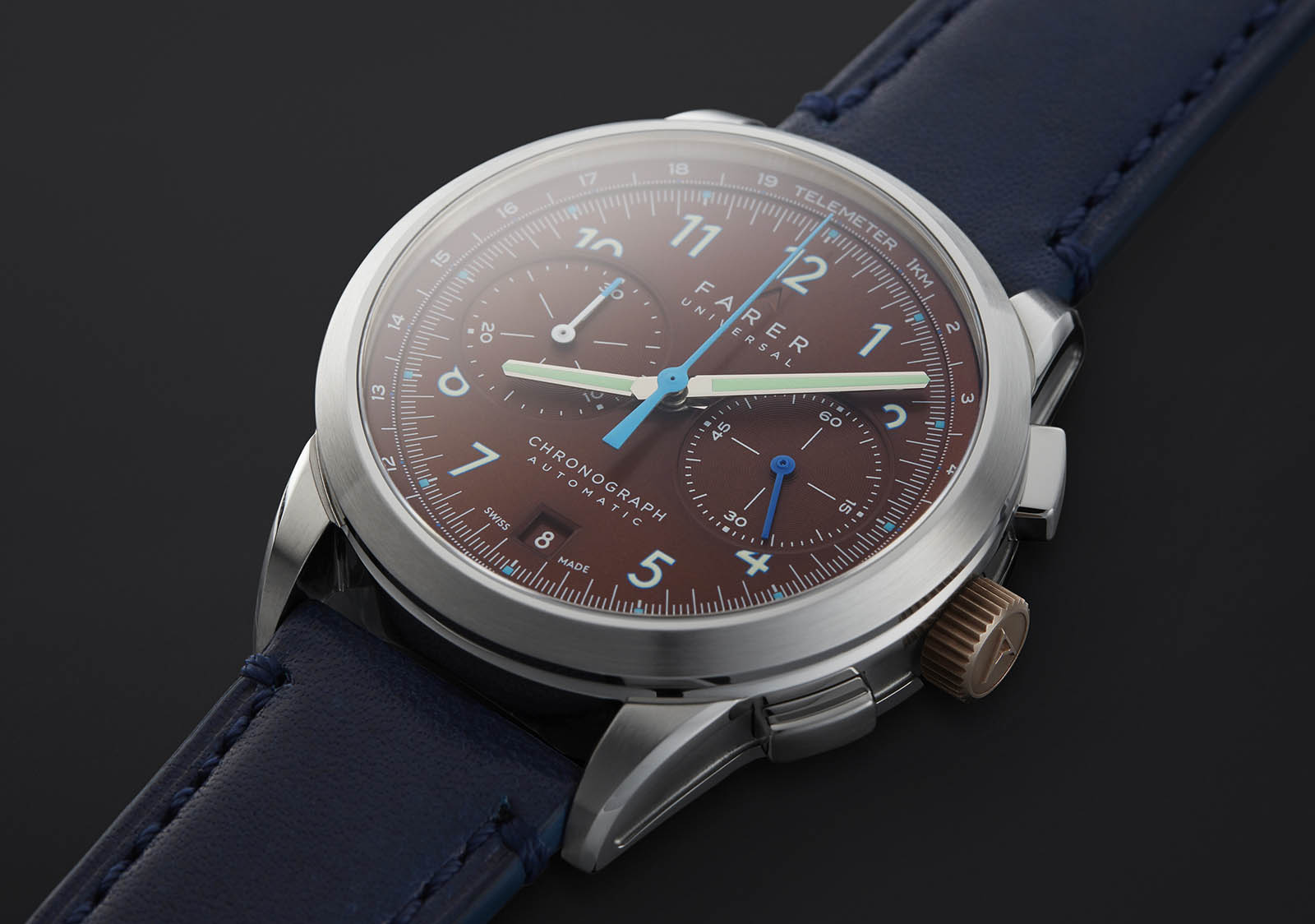 Farer Automatic Chronograph Eldridge 3