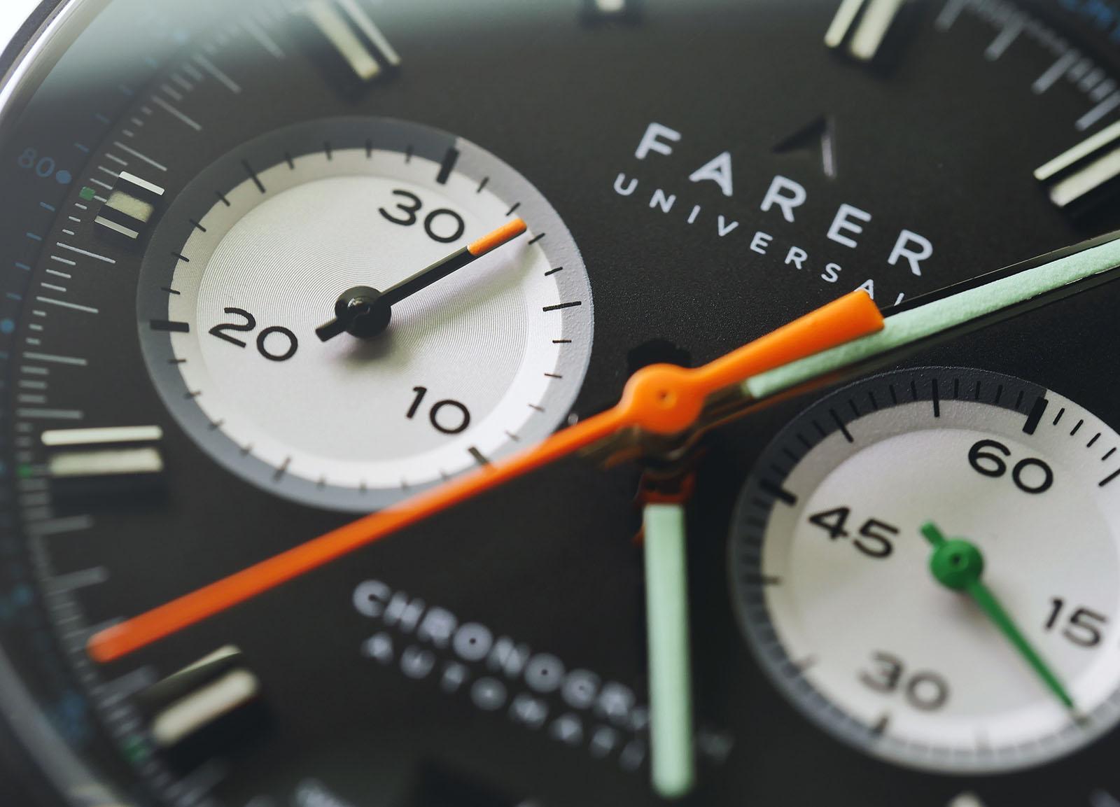 Farer Automatic Chronograph Segrave