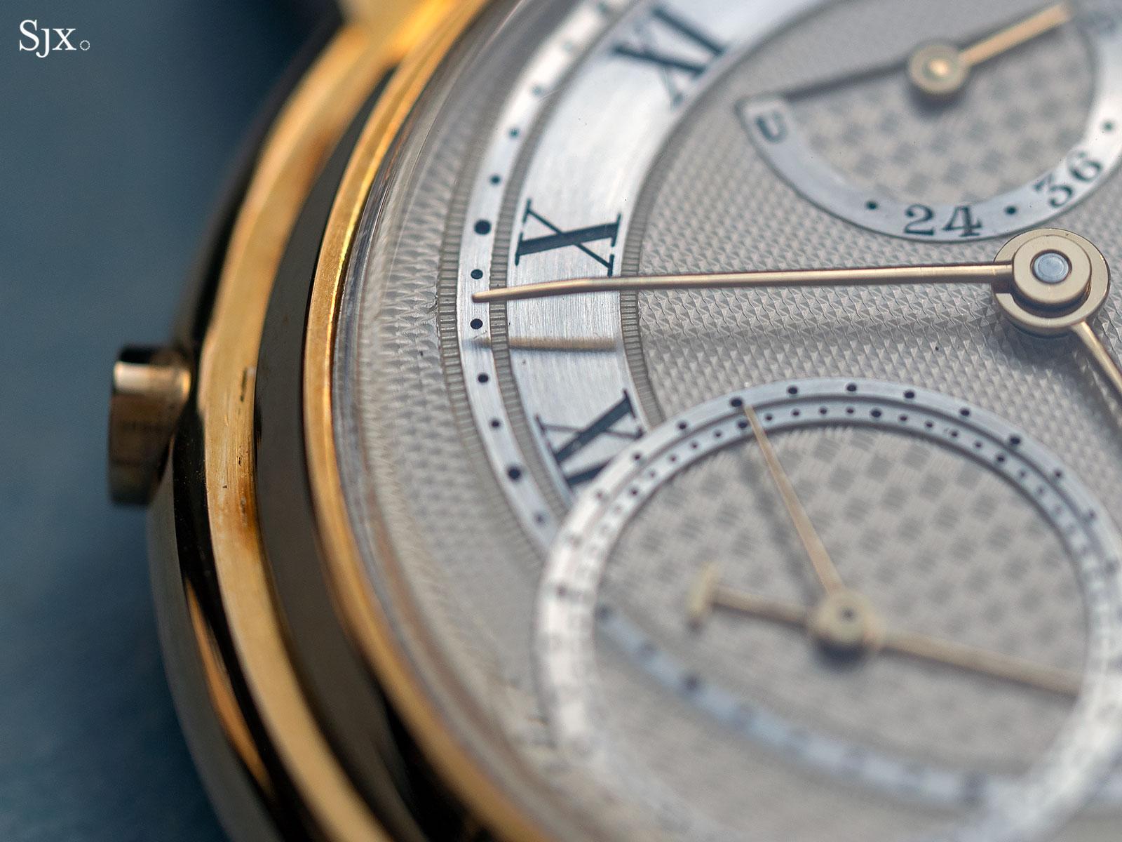 George Daniels Chronograph Wristwatch with tourbillon 3