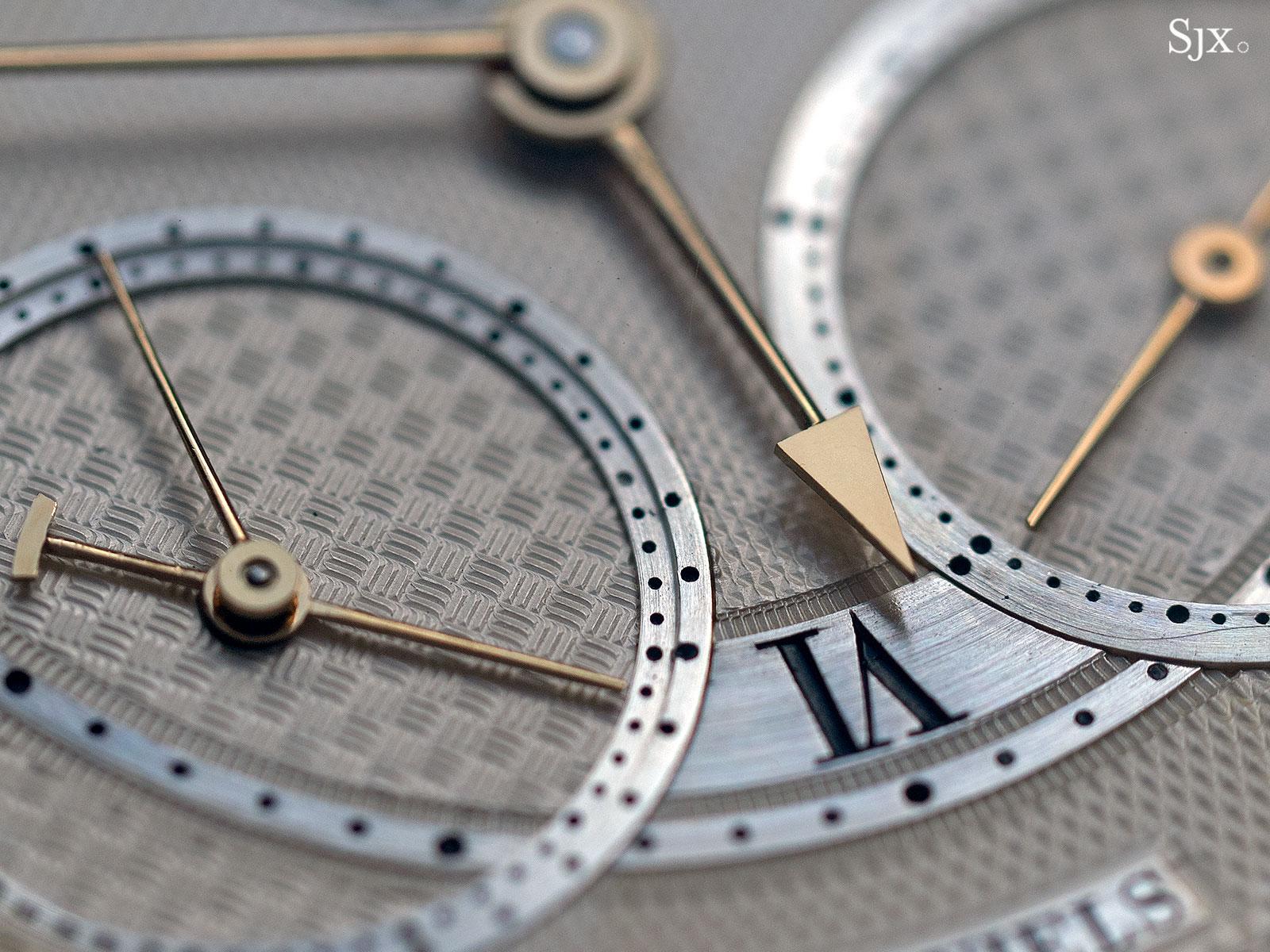 George Daniels Chronograph Wristwatch with tourbillon 4