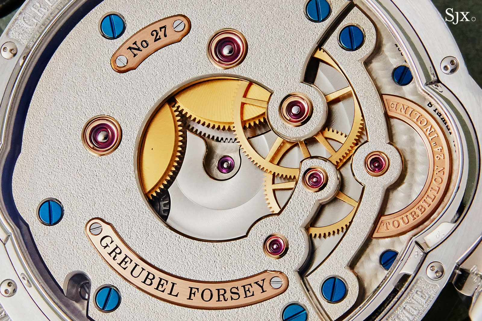 Greubel Forsey Tourbillon 24 Secondes platinum 3