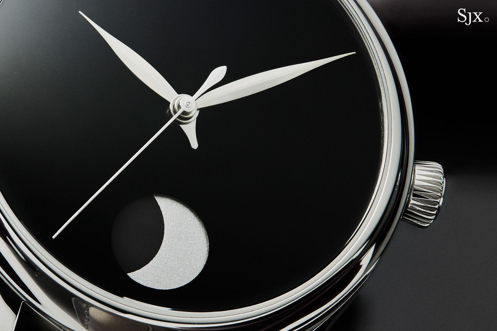 H Moser Perpetual Moon Vantablack 2