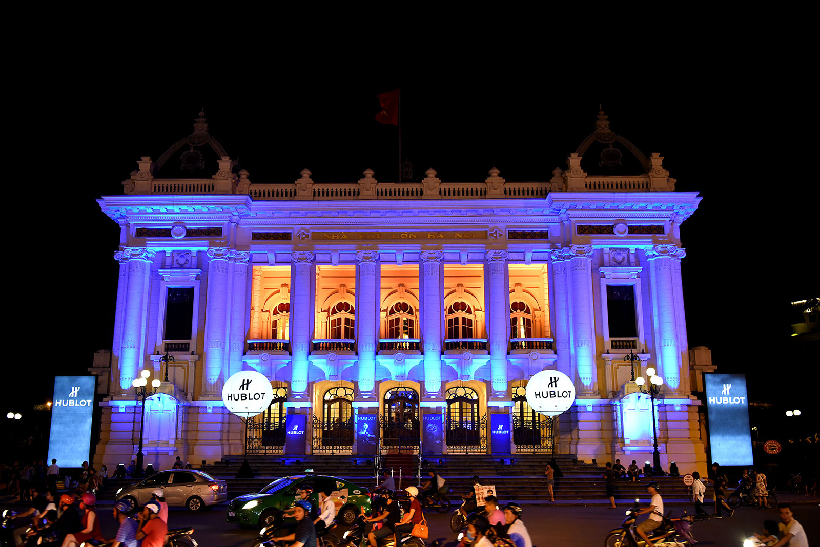 Hublot Hanoi Opera House 1