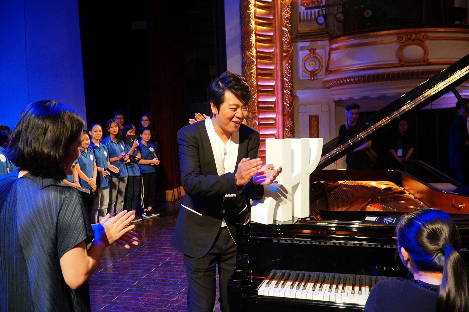 Hublot Lang Lang piano Hanoi 2