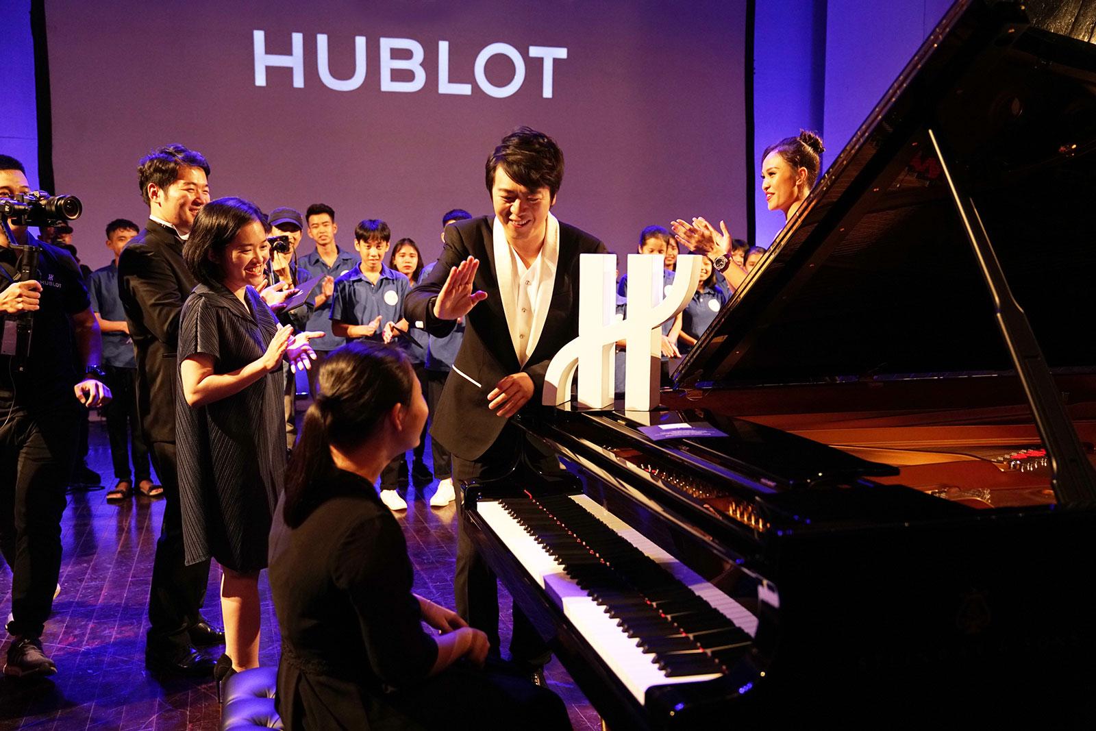 Hublot Lang Lang piano Hanoi 7