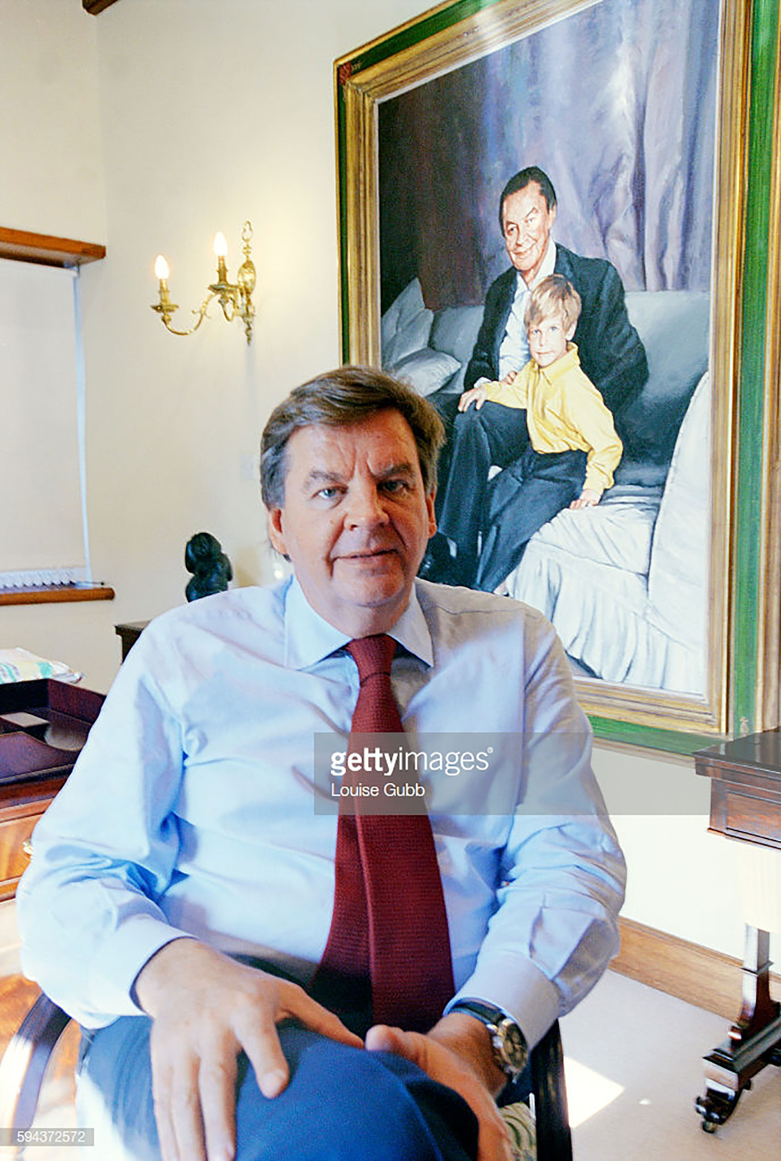 Johann-Rupert-Lange-Datograph