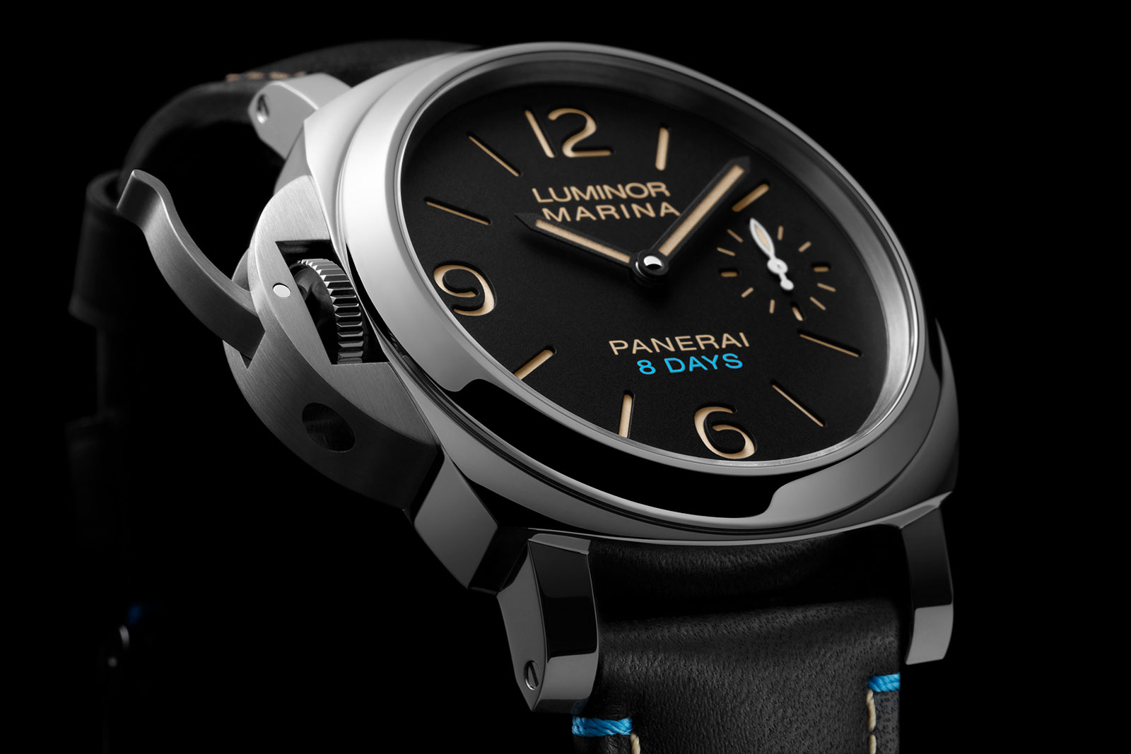 Panerai Luminor 8 Days Left-Handed PAM 796