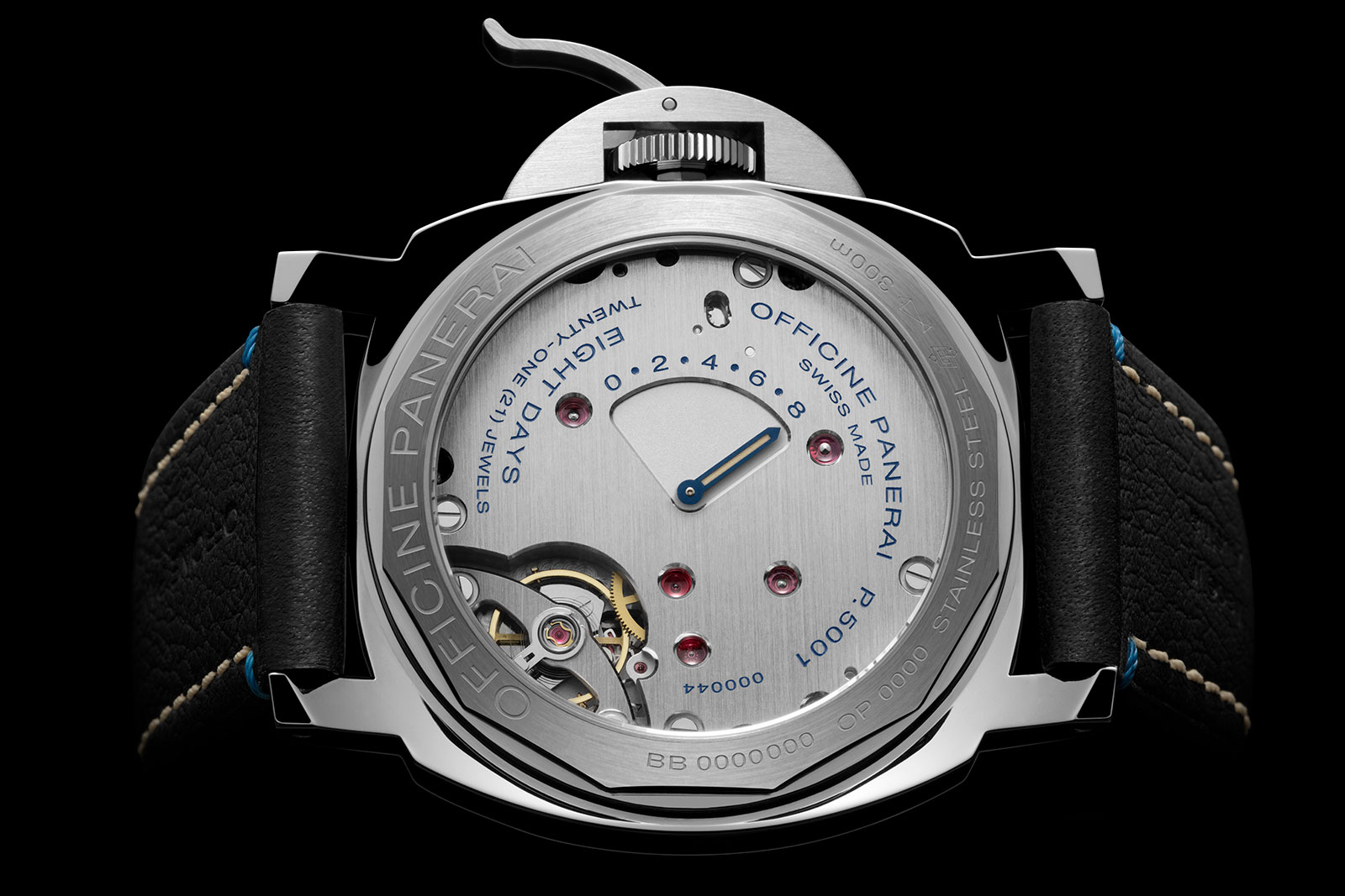 Panerai Luminor 8 Days Left-Handed PAM00796