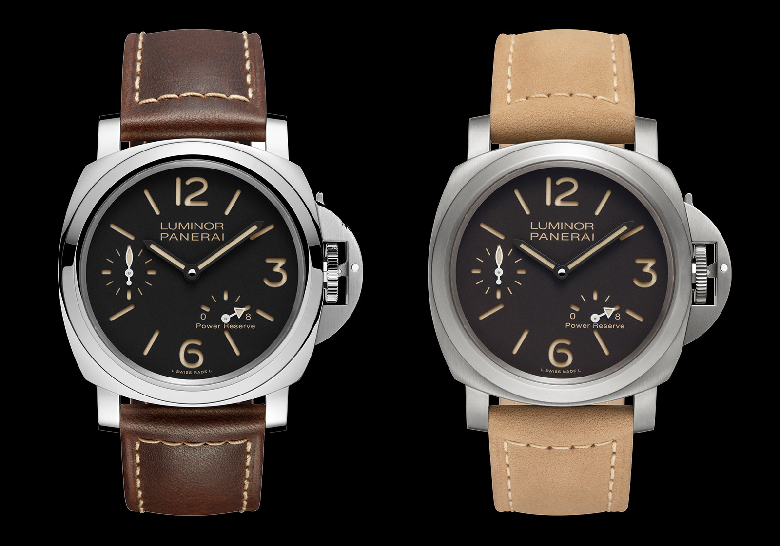Panerai Luminor 8 Days Power Reserve PAM 795 797