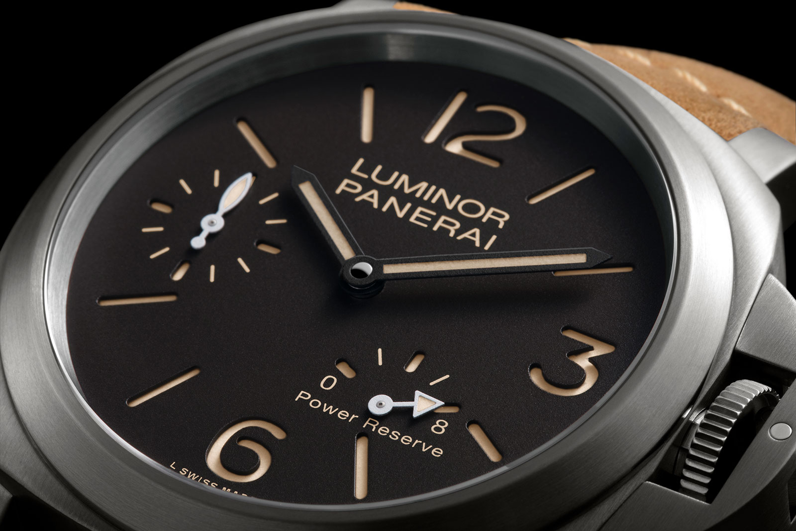 Panerai Luminor 8 Days Power Reserve PAM00797