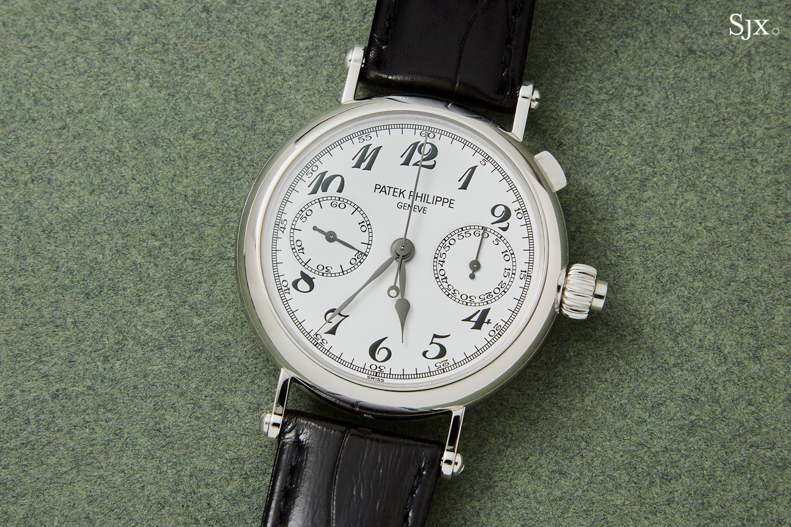 Patek 5959P split seconds 2
