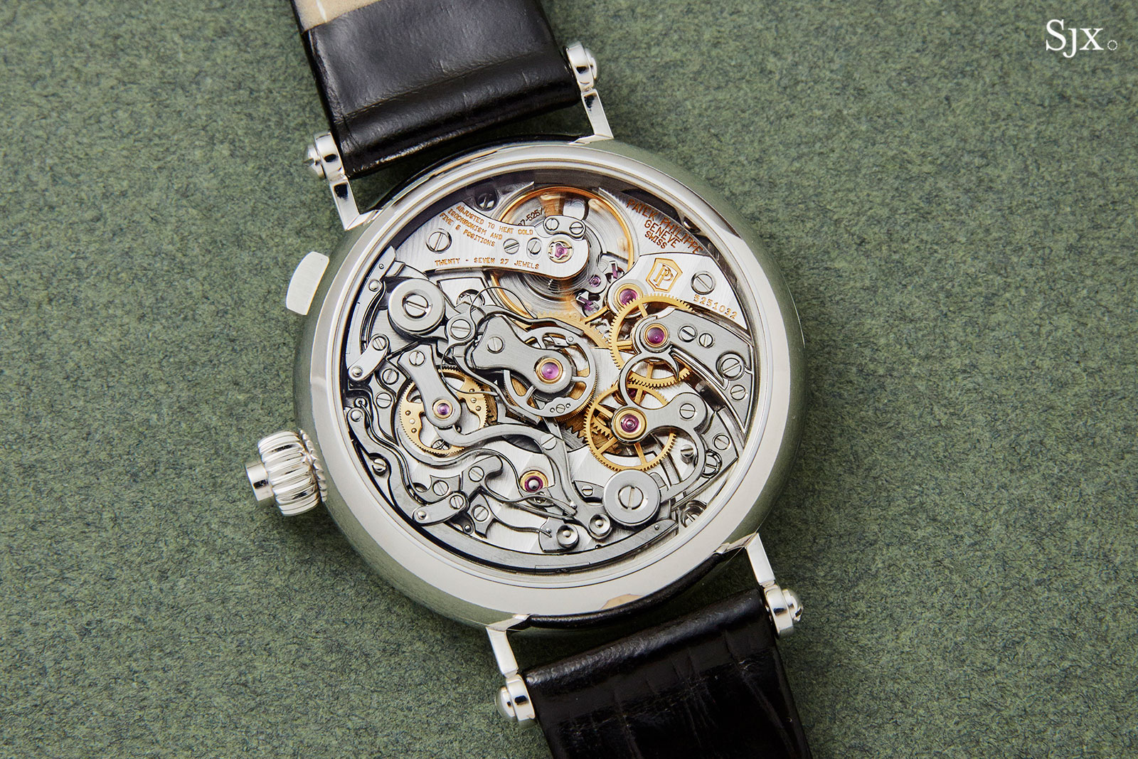 Patek 5959P split seconds 3