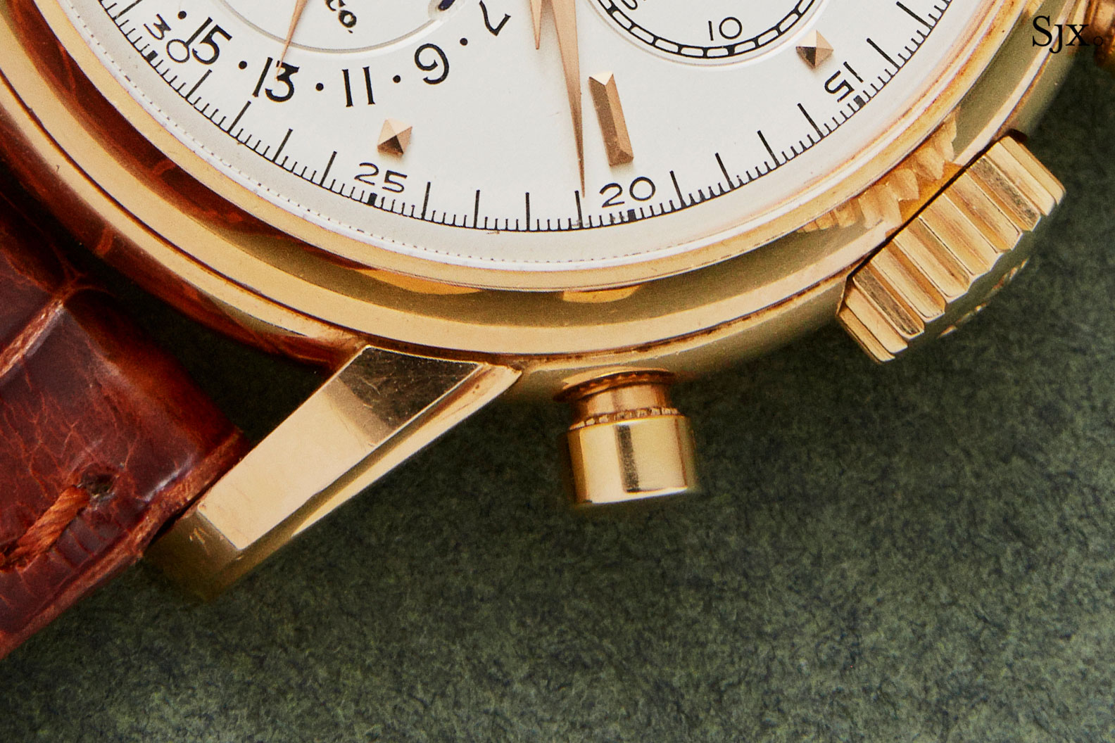 Patek Philippe 2499 pink gold Tiffany 1