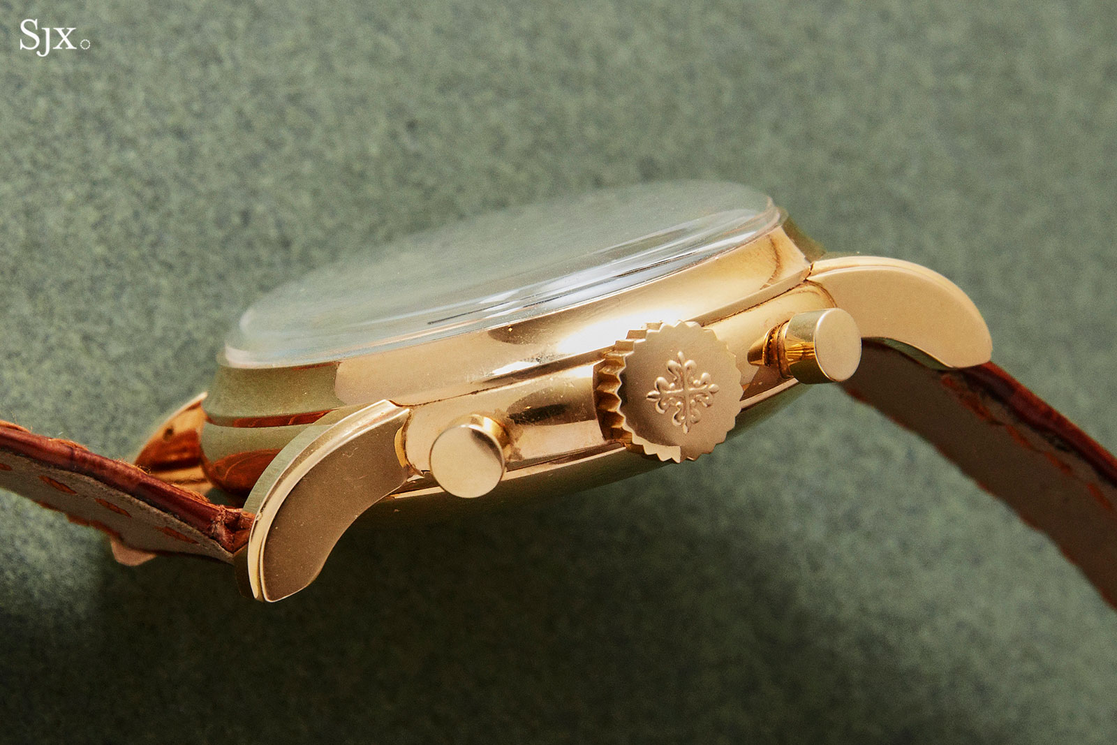 Patek Philippe 2499 pink gold Tiffany 7