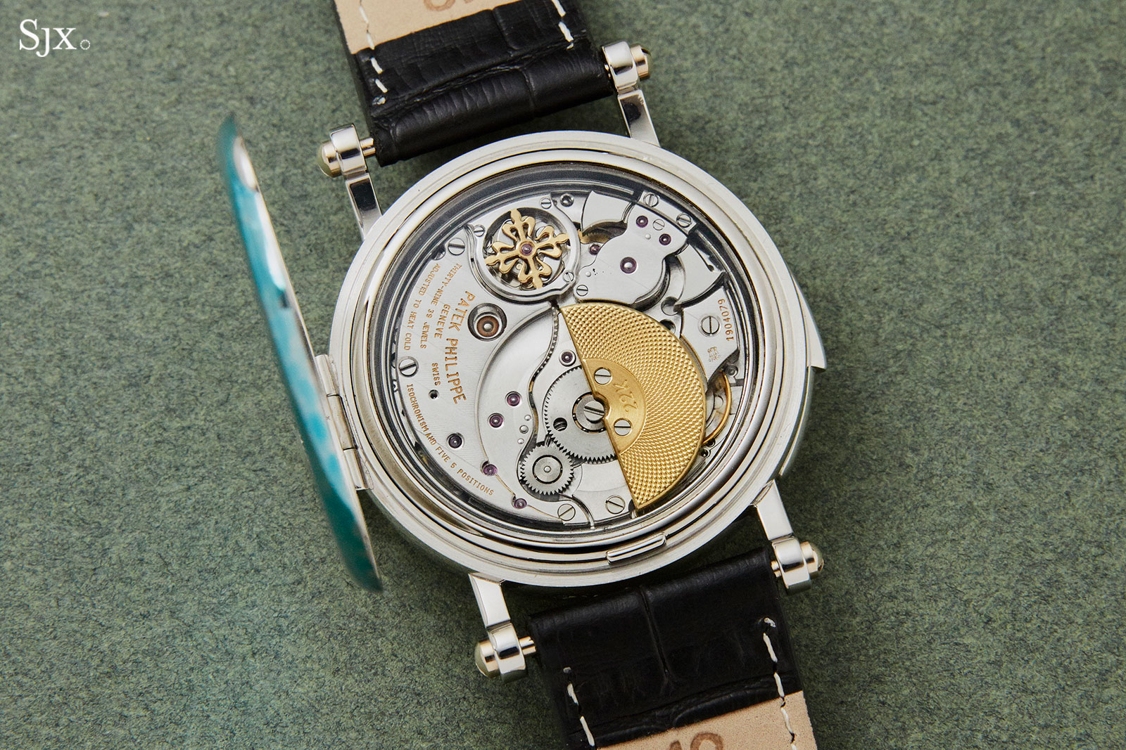 Patek Philippe 5029P minute repeater 4
