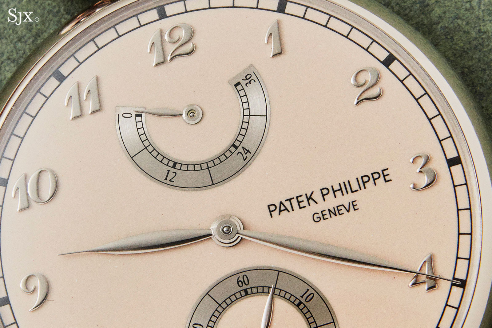 Patek Philippe 982-159G Rare Handcrafts pocket watch 1