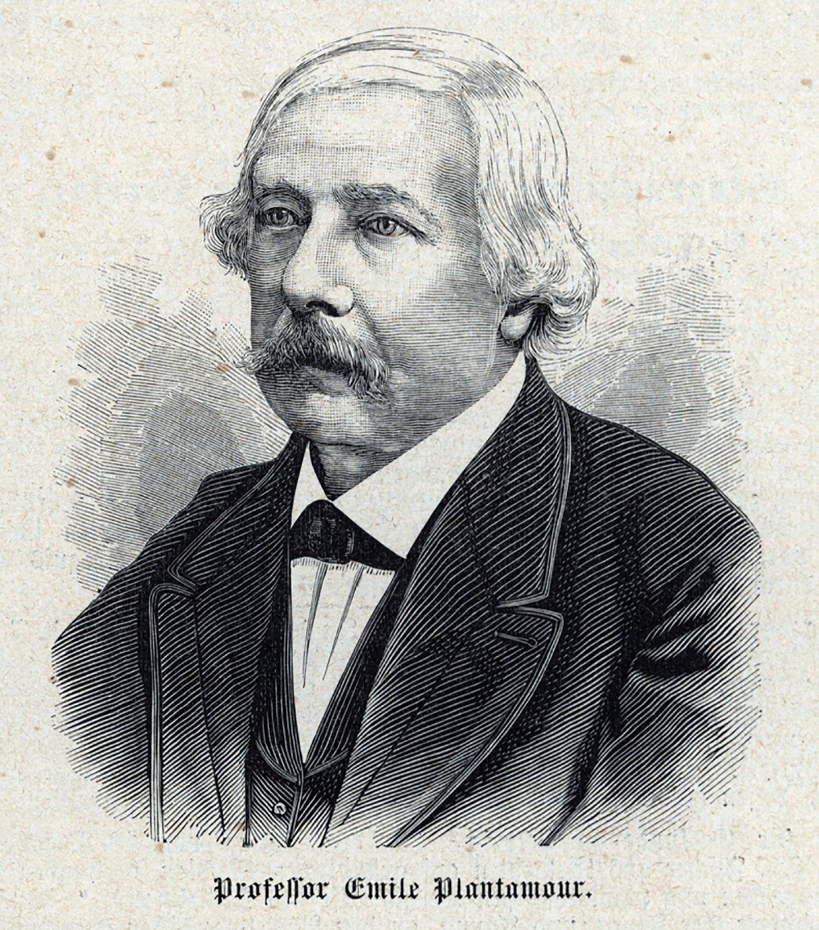 Prof Emile Plantamour