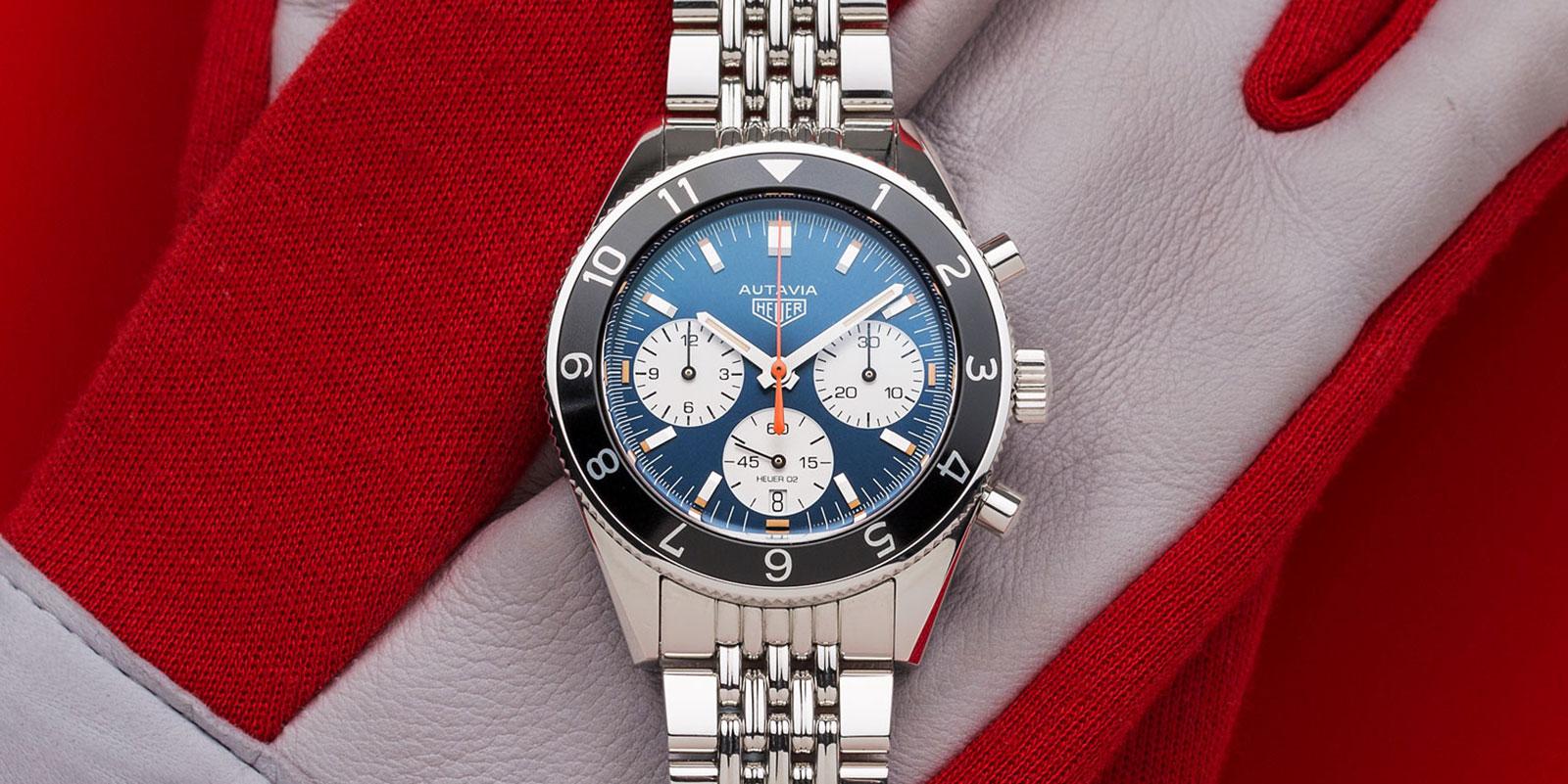 TAG Heuer Autavia Watches of Switzerland Australia 1