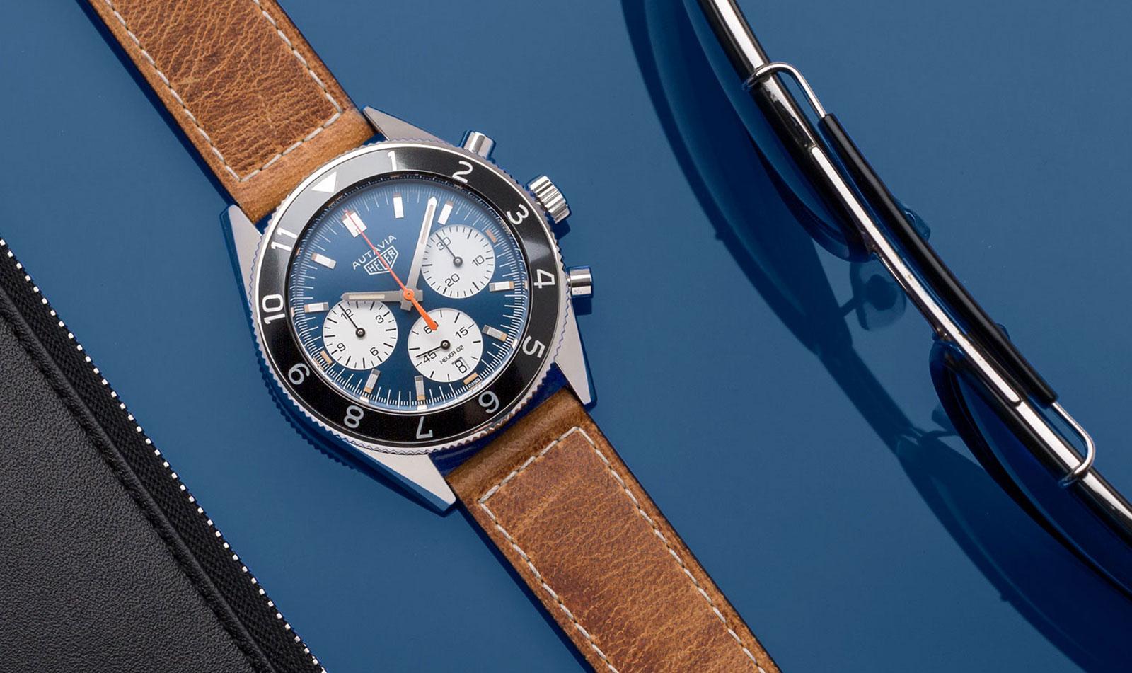 TAG Heuer Autavia Watches of Switzerland Australia 2