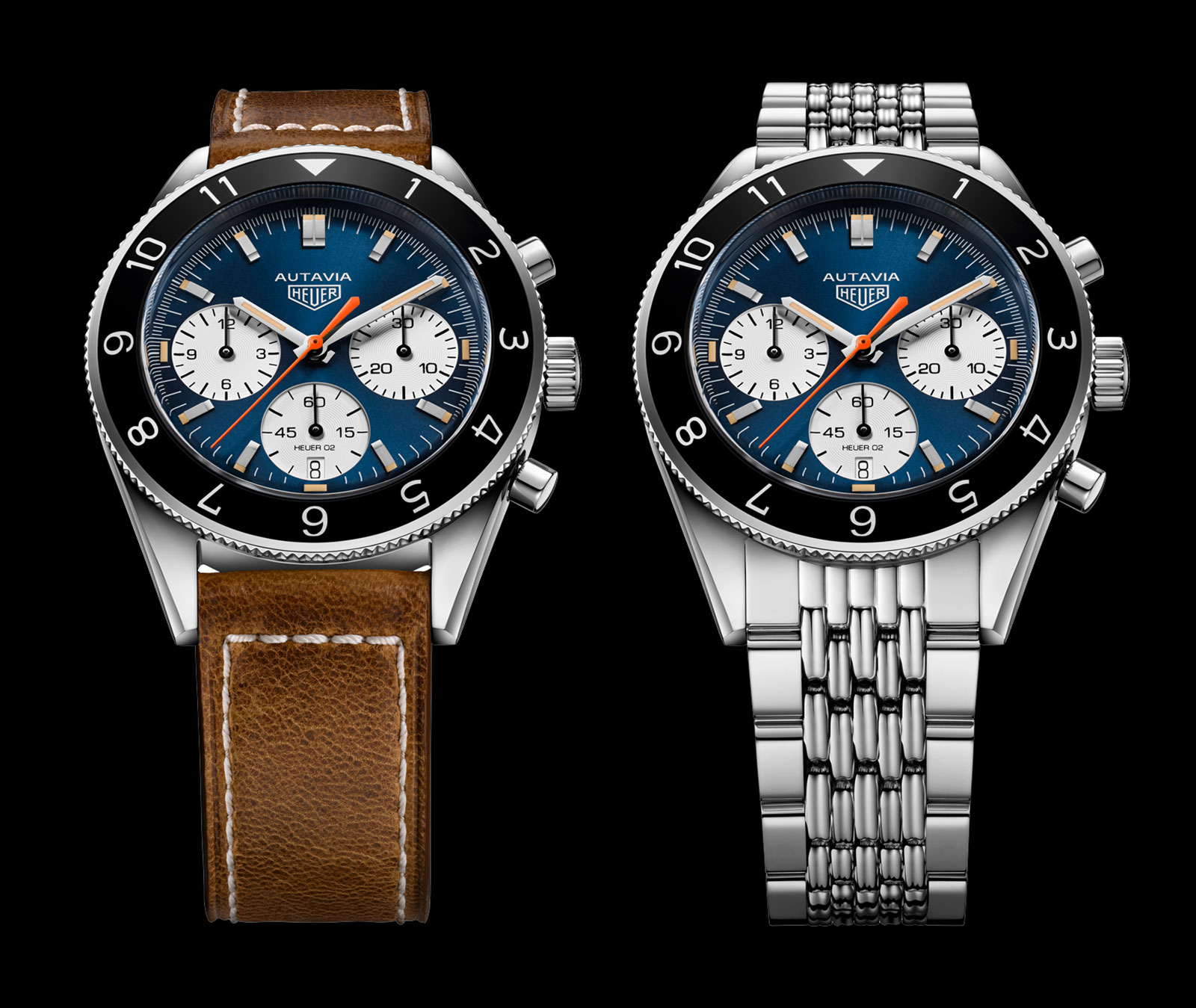 TAG Heuer Autavia Watches of Switzerland Australia 4