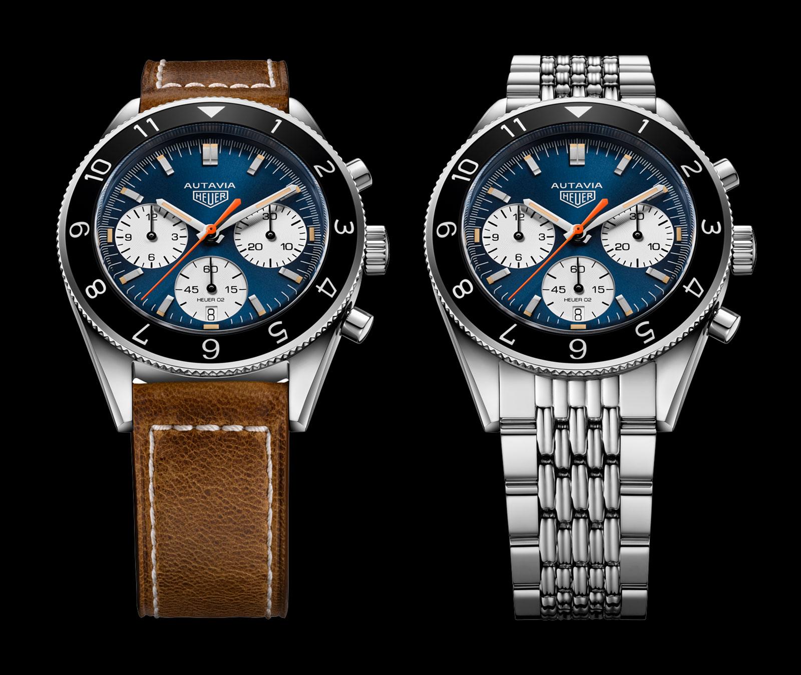 TAG Heuer Autavia Watches of Switzerland Australia 4