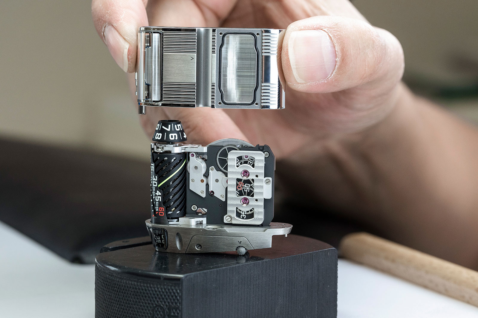 Urwerk UR-111C watch 1