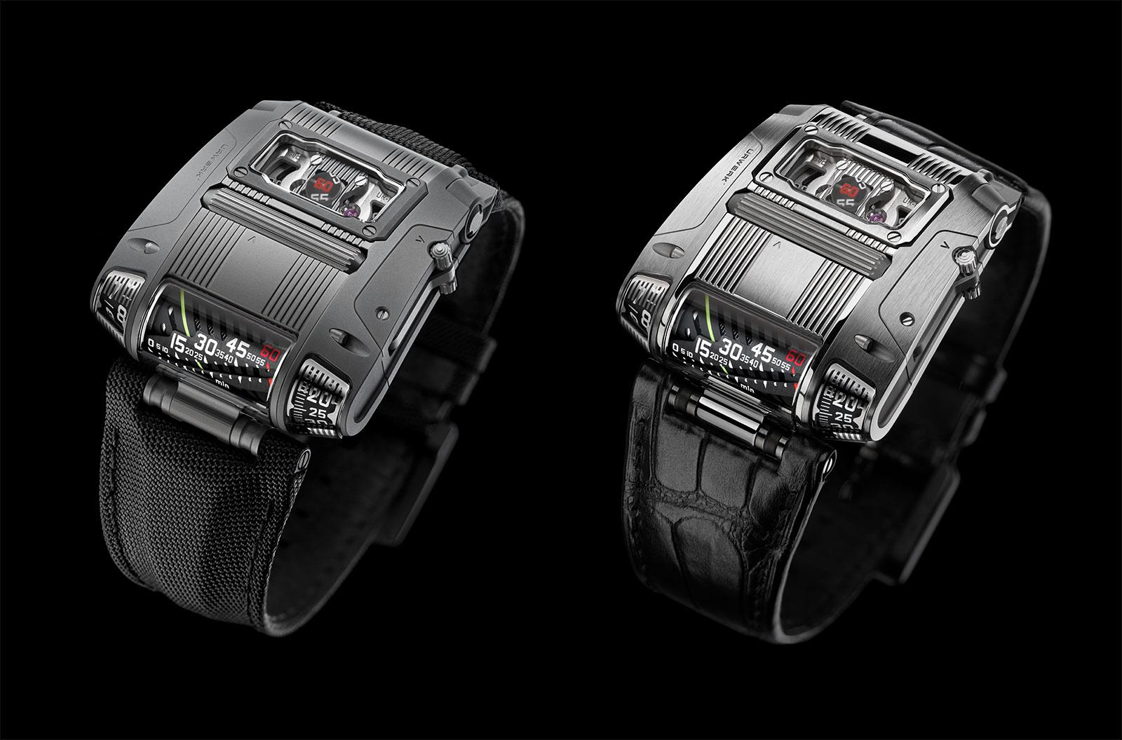 Urwerk UR-111C watch 2