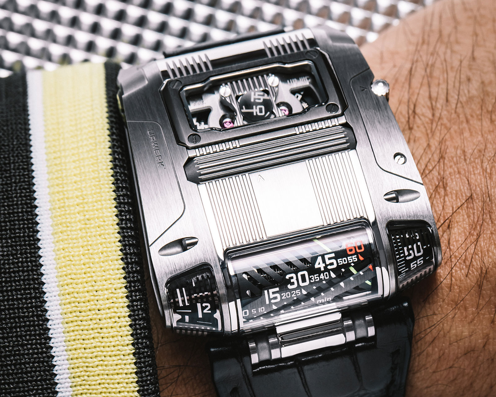 Urwerk UR-111C watch 3