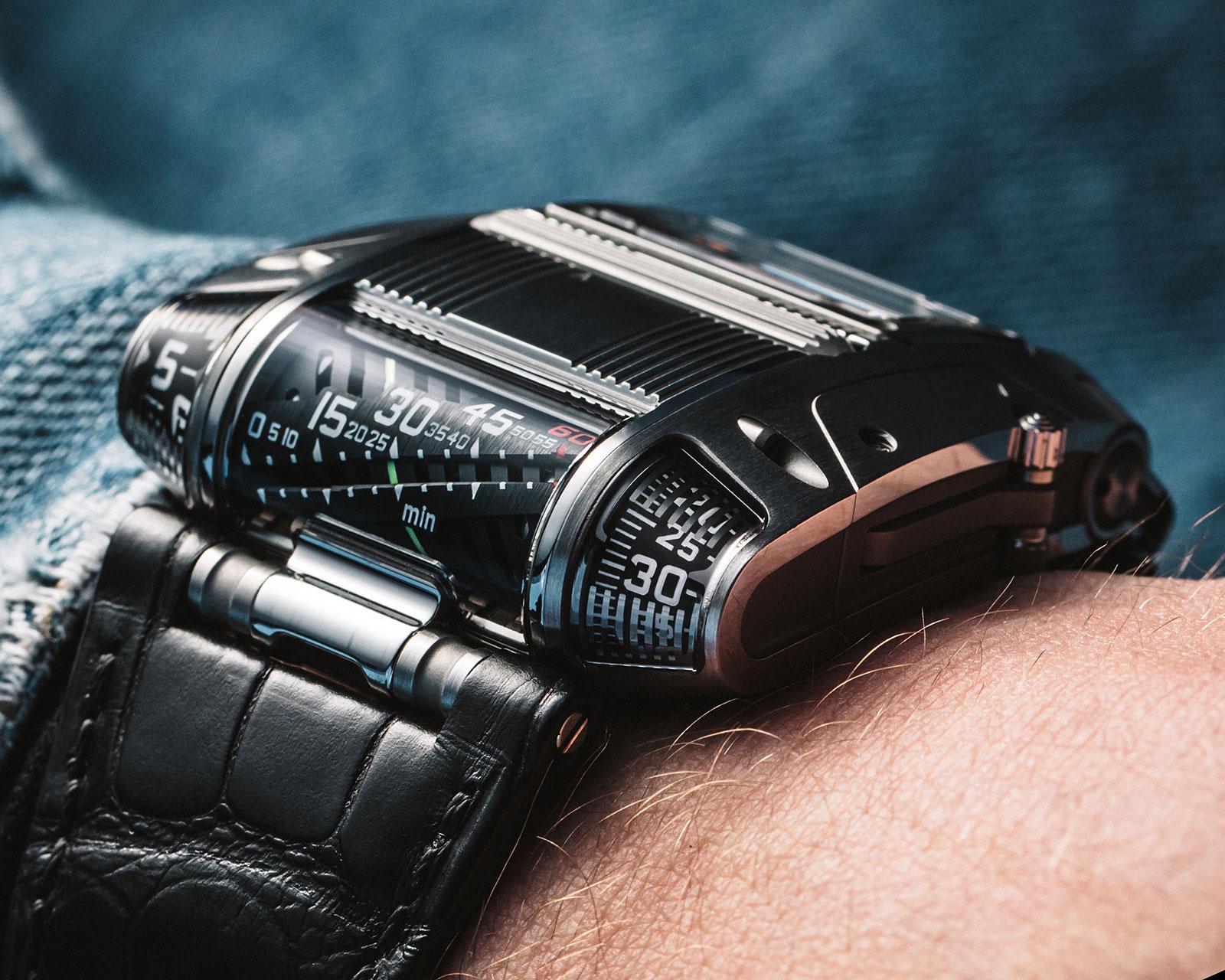 Urwerk UR-111C watch 4